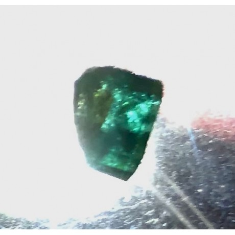 Beautiful 2.0 Carat Emerald recovered from the 1715 Spanish Plate Fleet