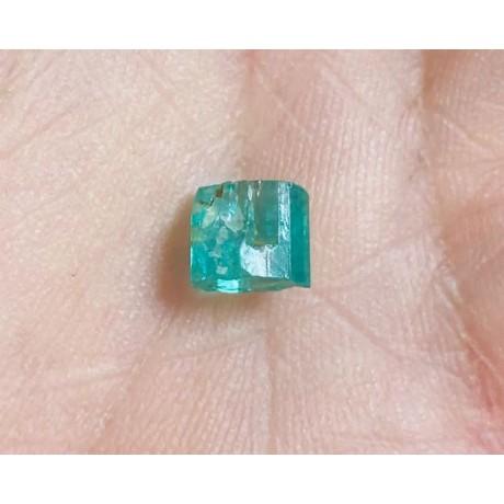 1715 Fleet Emerald, 1.3 carats Artifact # 1715-141