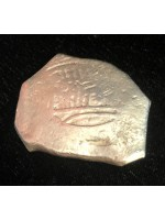 EXTREMELY RARE 1715 fleet eight reale. Mexico Mint. Full weight 27.5 g. Coin # 1715-288
