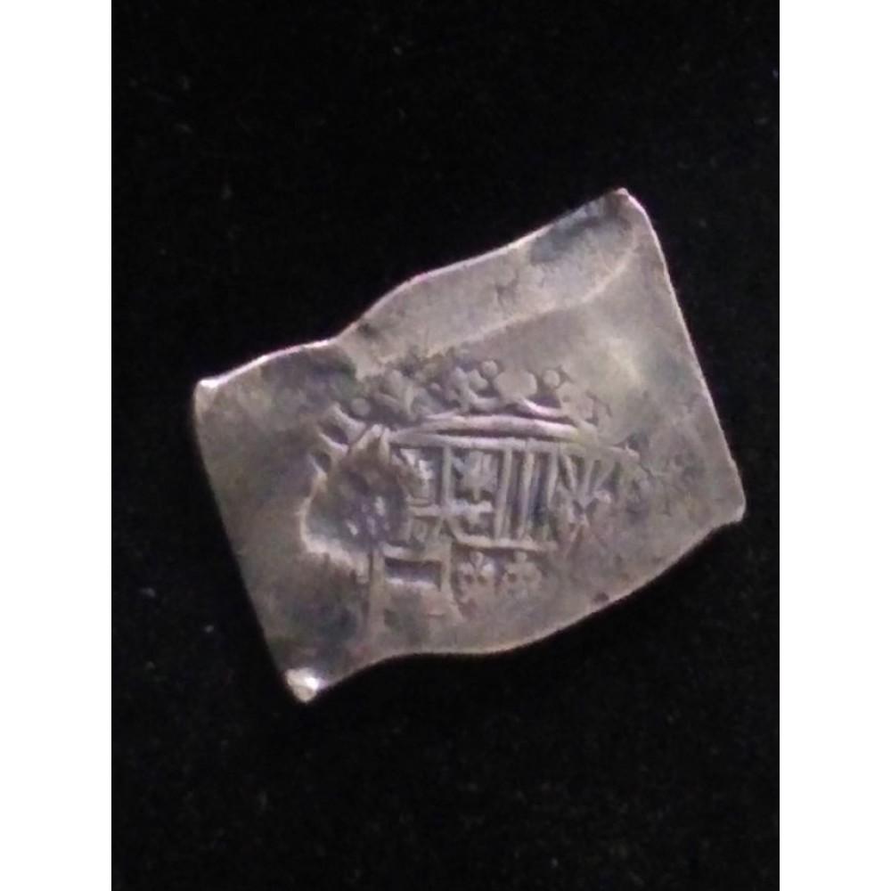 1715 Fleet very RARE Mexico City, Mexico, cob 8 reales, (1)711J. dated, Coin # 1715-293