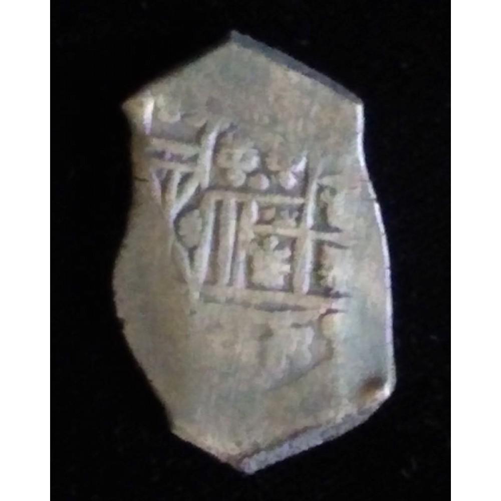 1715 Fleet Mexico City, Mexico, cob 4 reales, Coin # 1715-326