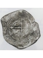 Concepcion Silver Eight Reale dated 1639