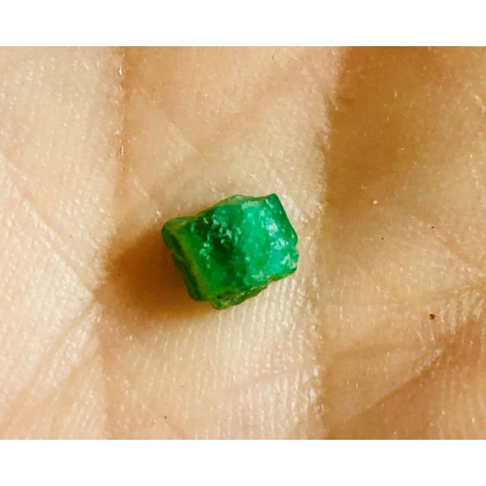 1715 Fleet Emerald .97 carats Artifact # 1715-Emerald.97