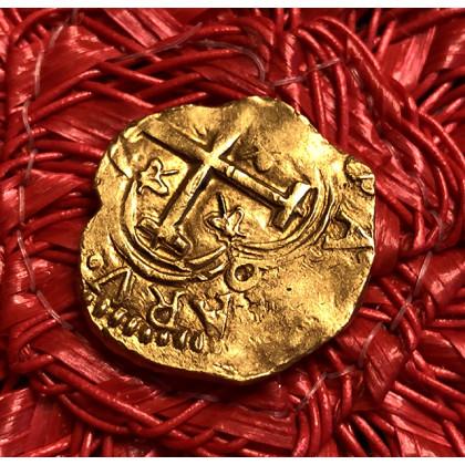 Maravillas Gold Two Escudo