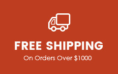 Free Shipping on Orders Over $1000