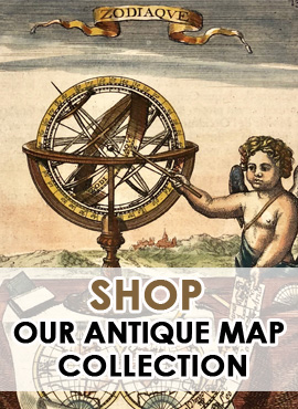 Shop Our Antique Maps